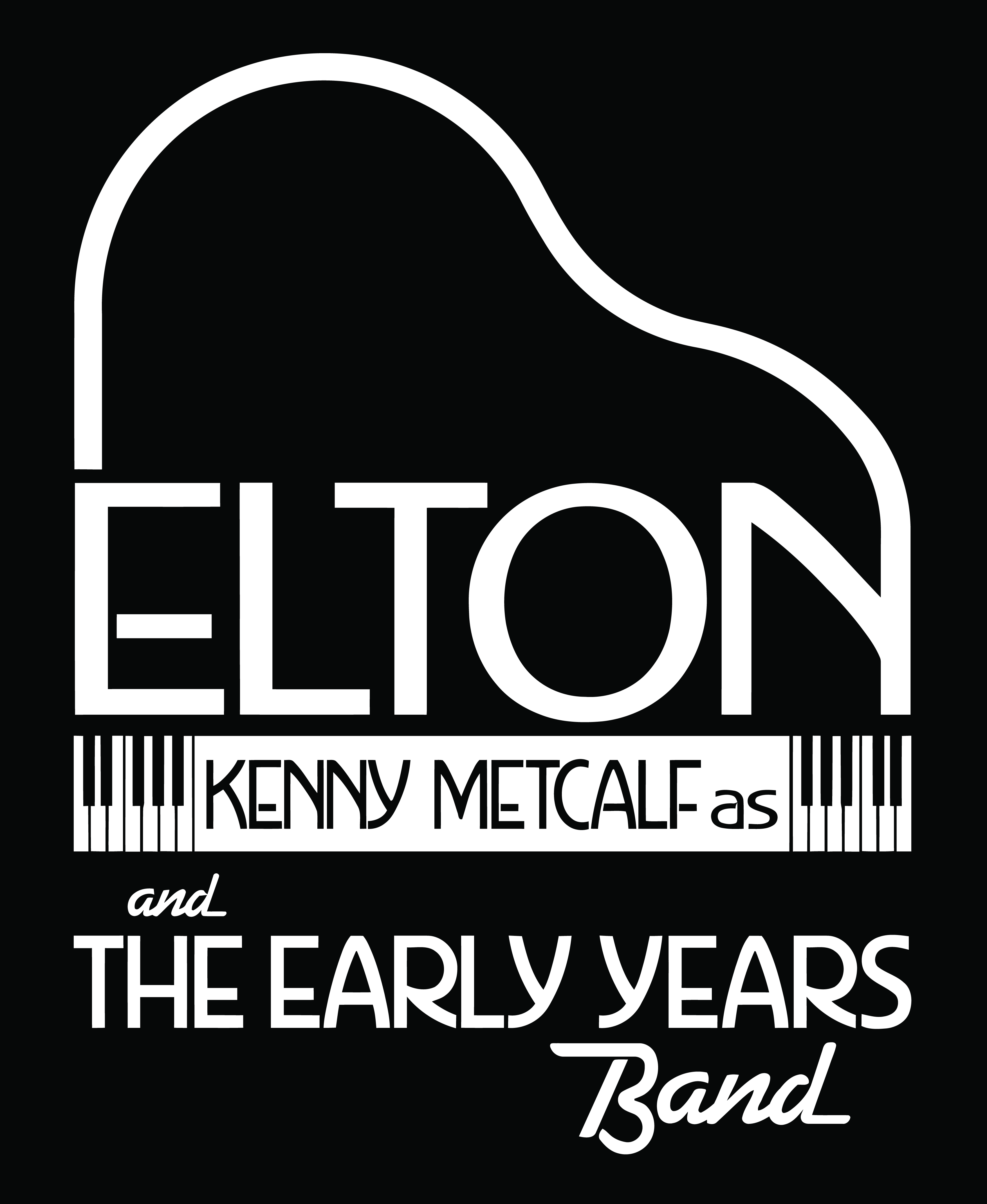 Kenny Metcalf as Elton John