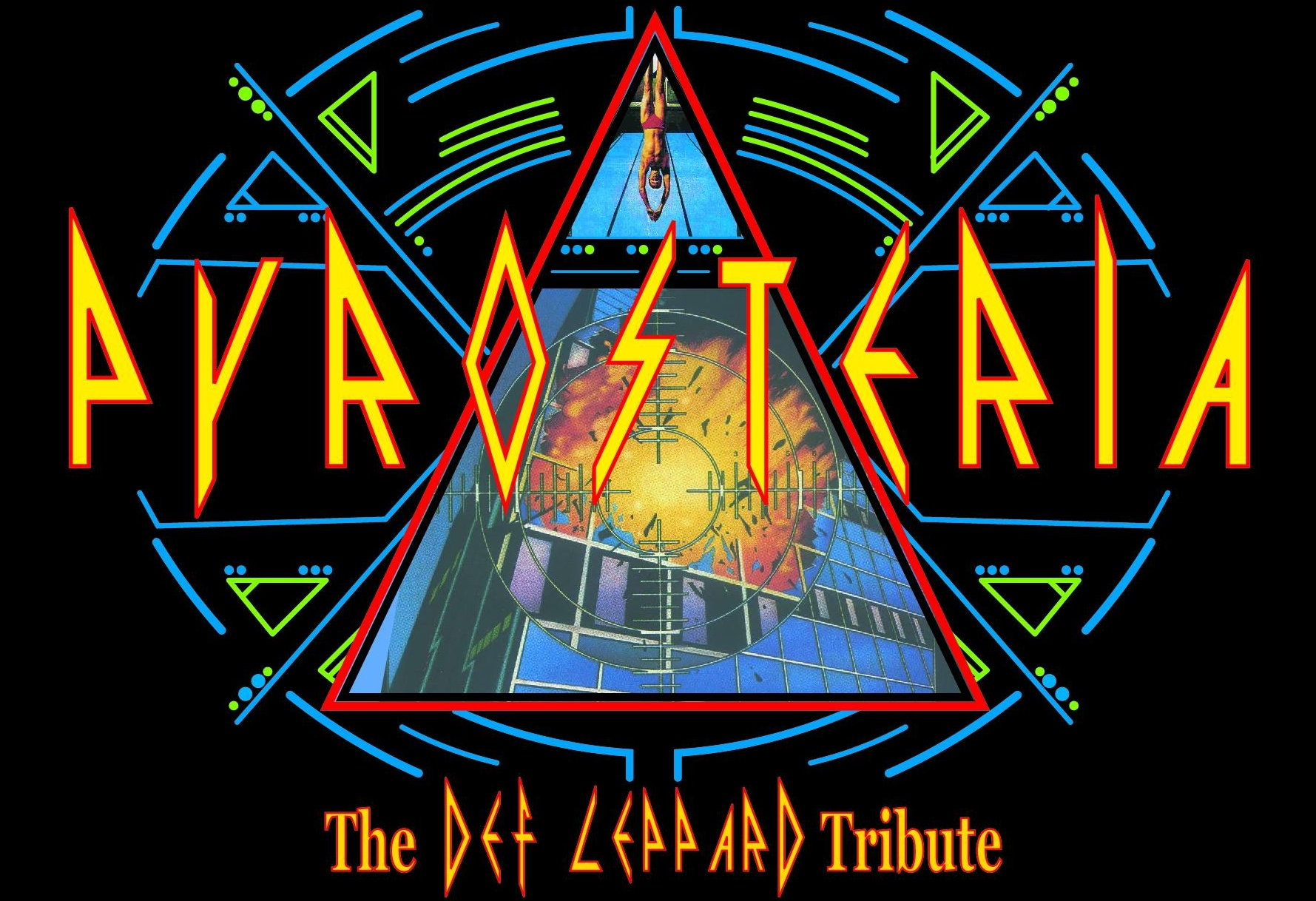 PYROSTERIA - The Def Leppard Tribute